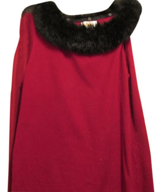 Preload https://img-static.tradesy.com/item/21987560/maroon-with-black-fur-pants-silk-and-matching-faux-sleeveless-night-out-top-size-10-m-0-1-650-650.jpg