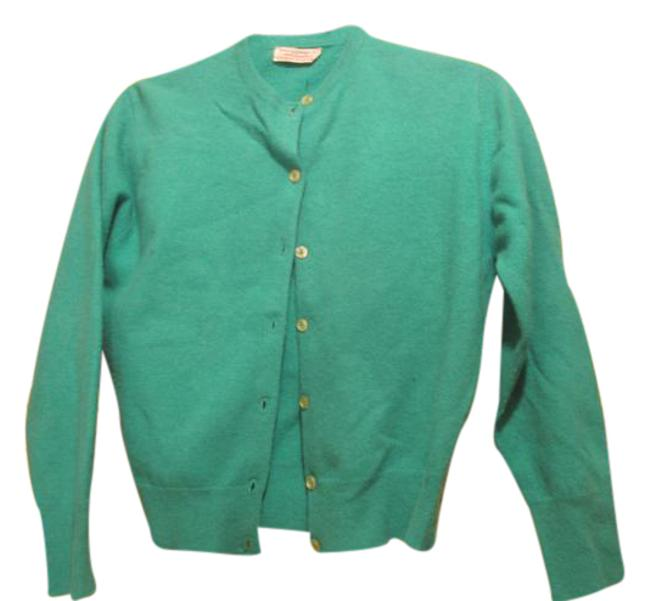 Preload https://img-static.tradesy.com/item/21987565/green-angora-and-lambswool-christmas-sweater-button-down-top-size-2-xs-0-1-650-650.jpg