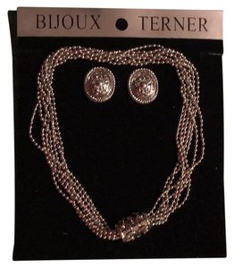 Bijoux Terner Necklace and earings