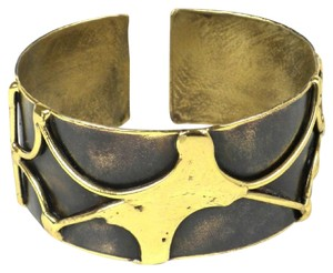 Brass Images Handcrafted Brass Energy Cuff
