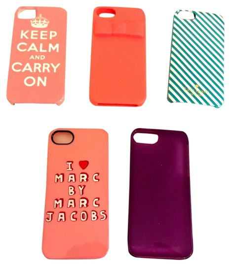 Kate Spade FIVE iPhone 5/5S cases Kate Spade and Marc by Marc Jacobs