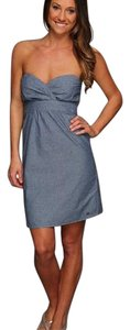 O'Neill short dress chambray on Tradesy