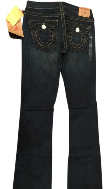 Preload https://item1.tradesy.com/images/true-religion-becky-boot-cut-jeans-size-27-4-s-2198810-0-0.jpg?width=400&height=650