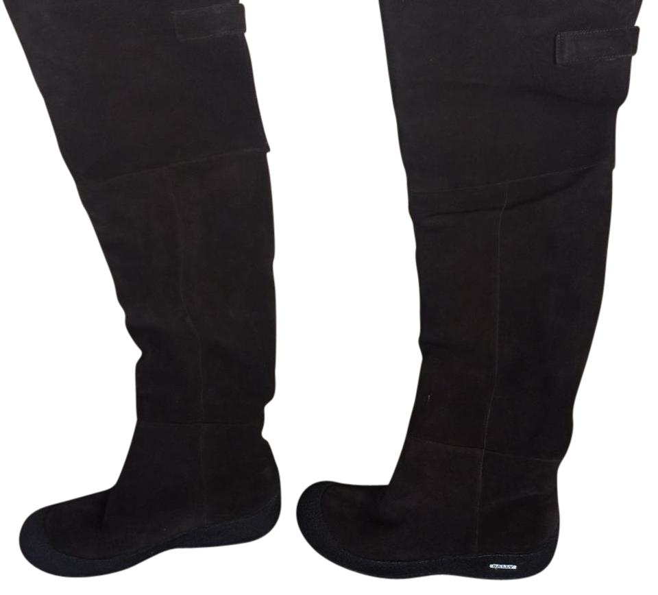 new images of new authentic newest Bally Brown Over The Knee Boots/Booties Size US 8.5 Regular (M, B) 80% off  retail
