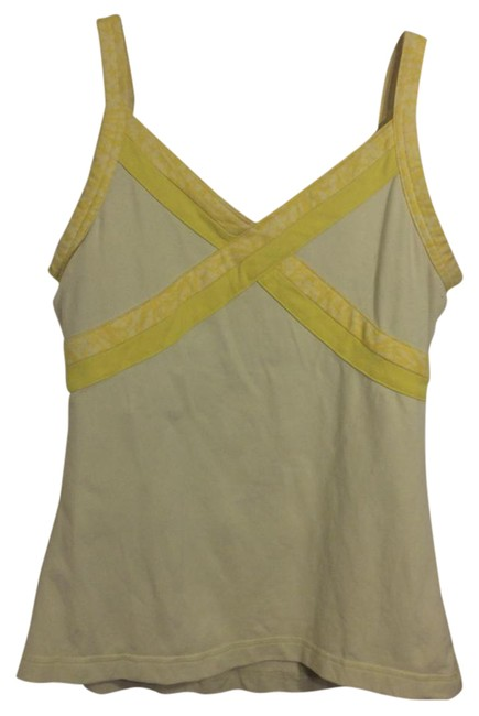 Preload https://img-static.tradesy.com/item/21988490/lululemon-yellow-shelf-bra-v-neck-activewear-top-size-8-m-0-1-650-650.jpg