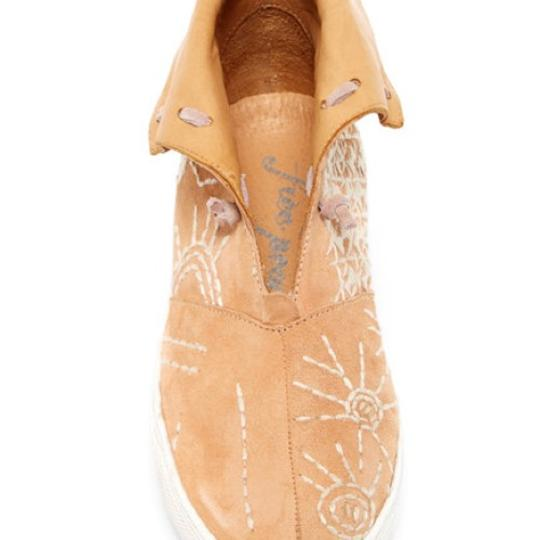 Free People Taupe Flats Image 3