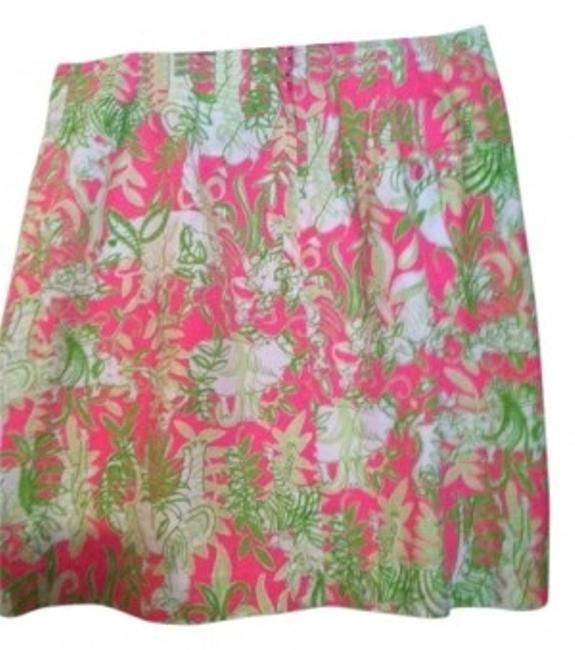Preload https://item5.tradesy.com/images/lilly-pulitzer-white-pink-green-animal-print-size-6-s-28-21989-0-0.jpg?width=400&height=650