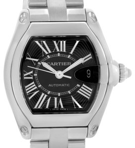 Cartier Cartier Roadster Black Dial Mens Large Automatic Watch W62041V3