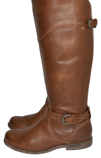 Frye WHISKEY BROWM Boots Image 0