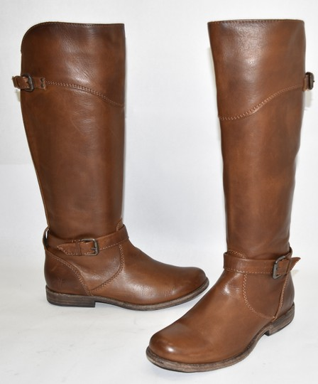 Frye WHISKEY BROWM Boots Image 1
