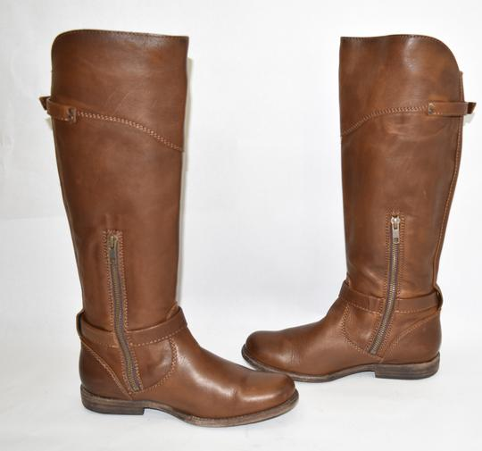 Frye WHISKEY BROWM Boots Image 2