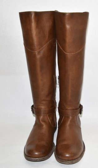 Frye WHISKEY BROWM Boots Image 4