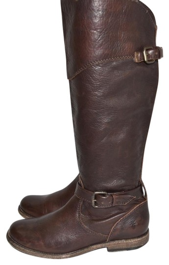 Preload https://img-static.tradesy.com/item/21989827/frye-dark-browm-phillip-riding-tall-buckle-leather-chic-b-x6-bootsbooties-size-us-7-regular-m-b-0-1-540-540.jpg