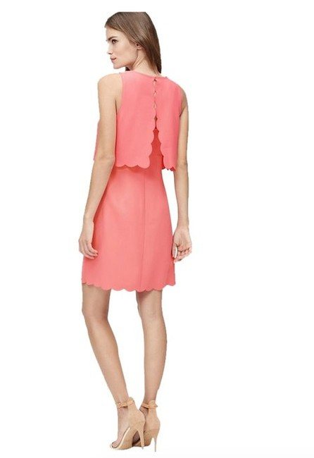 Preload https://img-static.tradesy.com/item/21990411/ann-taylor-loft-strawberry-ice-scalloped-crop-illusion-short-cocktail-dress-size-8-m-0-0-650-650.jpg