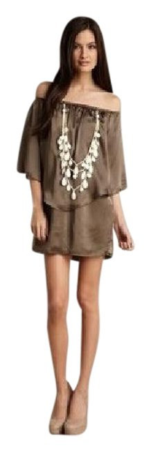 Preload https://img-static.tradesy.com/item/21990422/voom-by-joy-han-olive-new-piper-beaded-necklace-tube-short-casual-dress-size-4-s-0-1-650-650.jpg