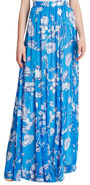Item - Blue Louie Floral Skirt Size 6 (S, 28)