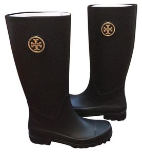 cff199f54e1 Tory Burch Rain Boots - Up to 70% off at Tradesy