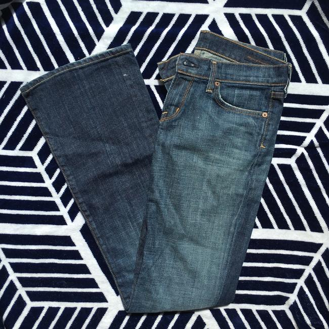 Citizens of Humanity Denim Classic Summer Boot Cut Jeans