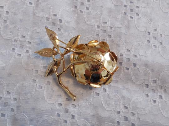 Sarah Coventry Magnificent Vintage Floral Brooch Pin
