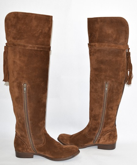 Frye BROWN SUEDE Boots
