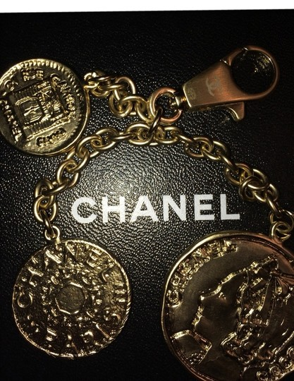 Chanel CHANEL AUTHENTIC RARE KEY CHAIN