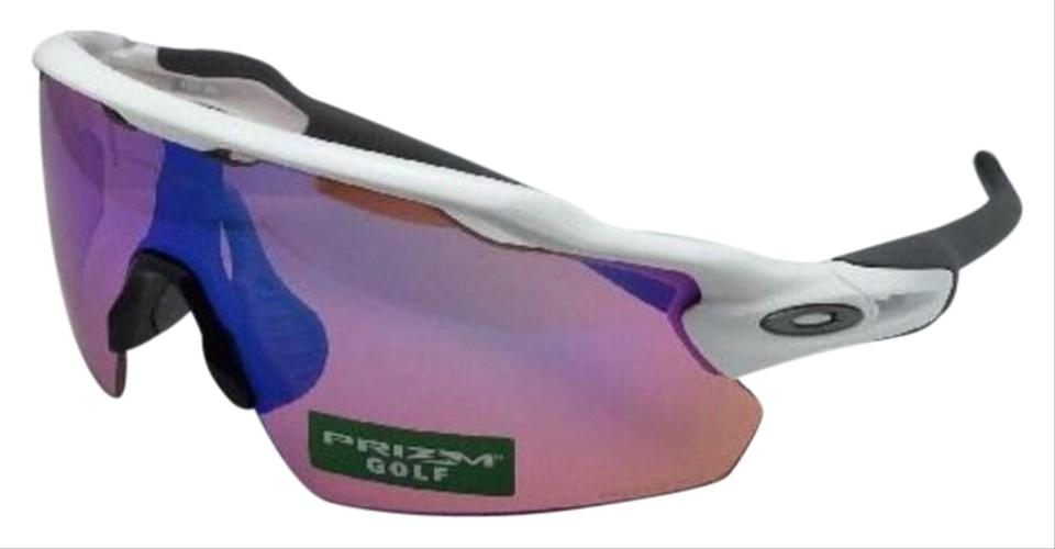 249c712334c Oakley OAKLEY Sunglasses RADAR EV PATH OO9211-05 White-Grey w  Prizm Golf  ...