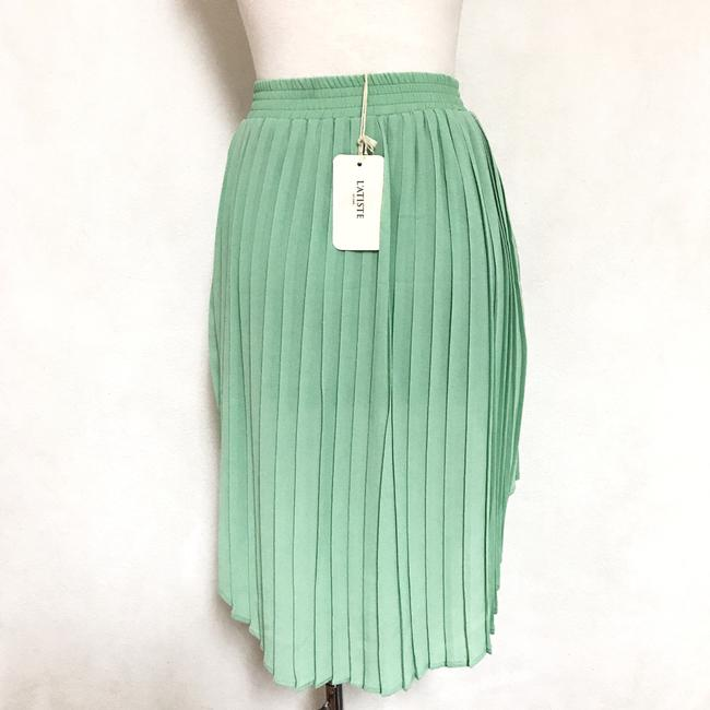 Boutique Skirt mint