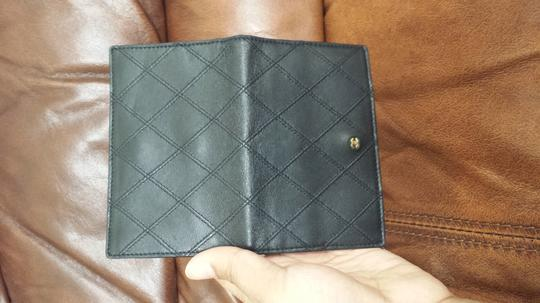 Chanel Chanel Coincase Quilted Leather Wallet