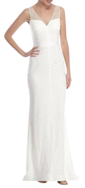 Preload https://img-static.tradesy.com/item/21992702/adrianna-papell-tiered-lace-gown-with-train-ivory-long-formal-dress-size-6-s-0-1-650-650.jpg