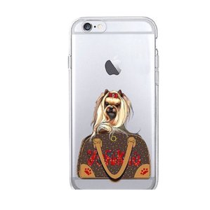 Apple Yorkie in Fashion Carrier iPhone Cases