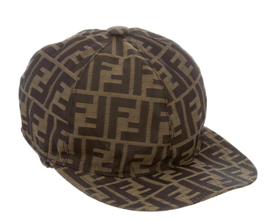 olive brown chocolate woven print baseball cap burberry london mens hat original