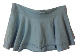 Energie Blue cover up skirt