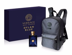 Versace Cologne Set Logo Limited Edition Gift Set Backpack 87438dd74be65