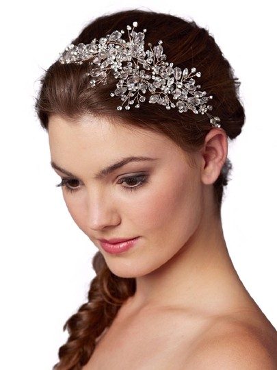 Rose Gold Best-selling Vine with Lavish Crystals Sprays Hair Accessory