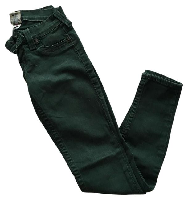 Preload https://img-static.tradesy.com/item/21994901/true-religion-green-skinny-jeans-size-24-0-xs-0-1-650-650.jpg