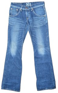 Edwin Boot Cut Jeans