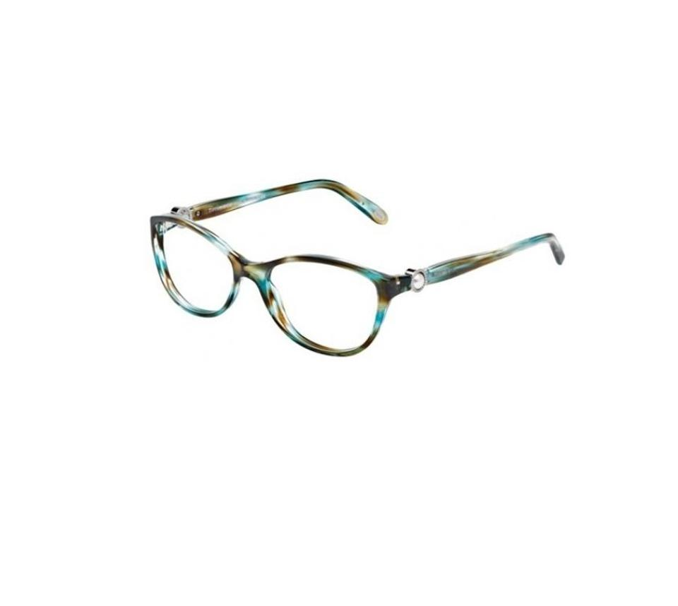 536959a6d1 Tiffany   Co. NEW Ziegfeld Eyeglasses TF 2093H c. 8124 in Ocean Turquoise  52mm ...