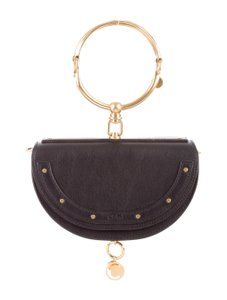 Chloé 2017 Minaudiere Bracelet Cross Body Bag