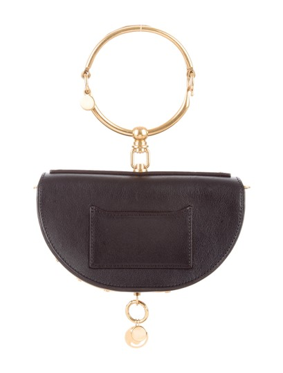 Chloé 2017 Minaudiere Bracelet Cross Body Bag Image 1