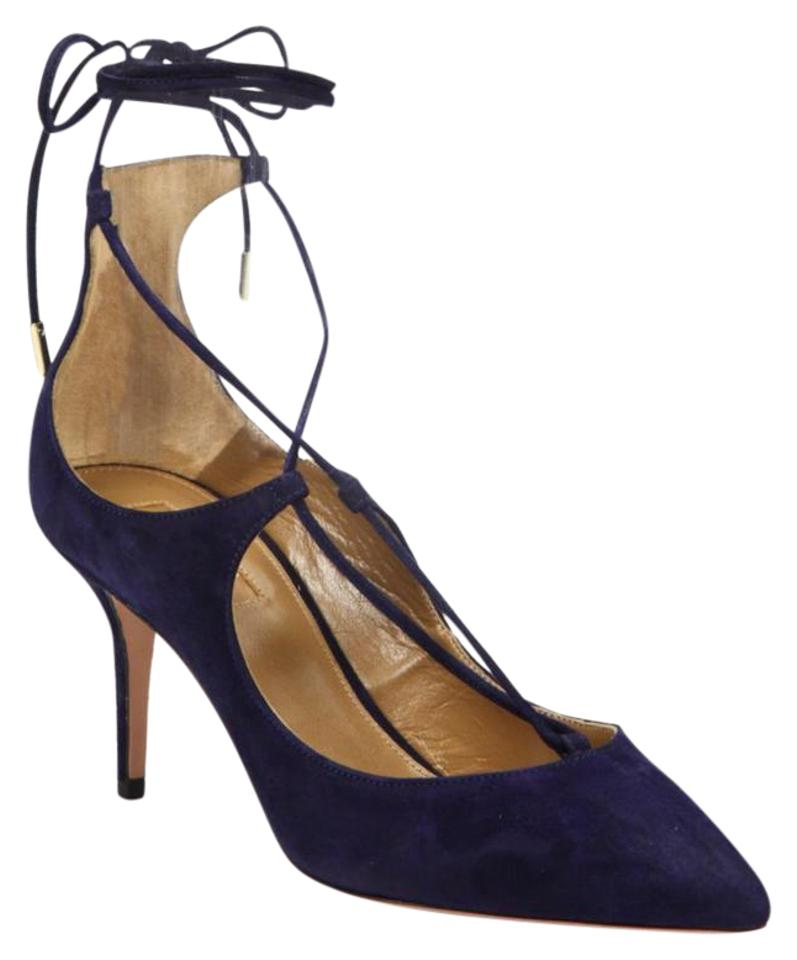 official photos e7fc8 7149e aquazzura-ink-navy-christy-75-new-in-box-suede-pumps-size-eu-395-approx-us -95-regular-m-b-0-4-960-960.jpg