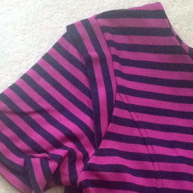 French Connection short dress Blue/pink on Tradesy