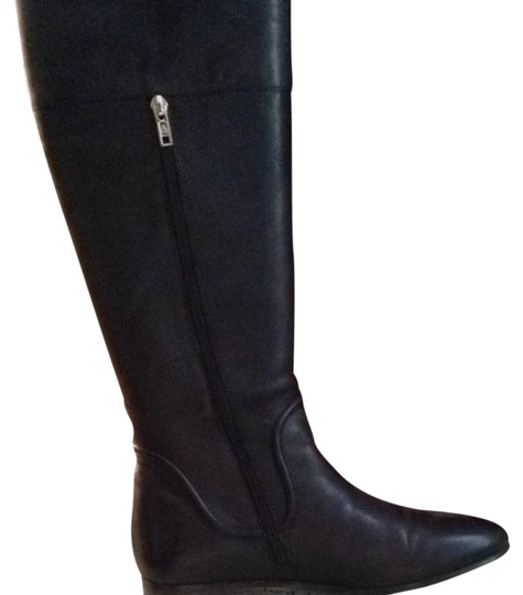 Ava & Aiden Leather Brown Boots