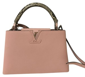 Louis Vuitton Capucines Totes - Up to 70% off at Tradesy d7db47844de