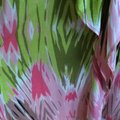 Anthropologie Top Pink And Green Image 4