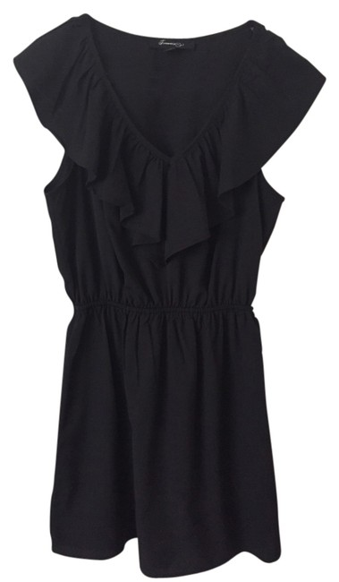 Forever 21 short dress Black on Tradesy