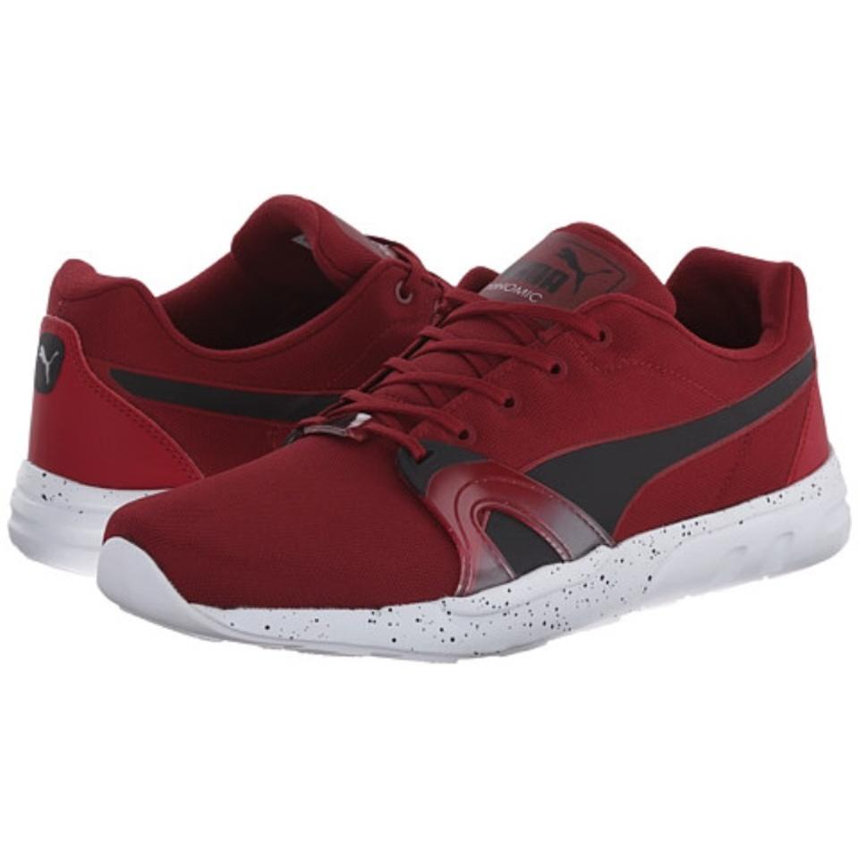 Puma Red-black Xt S Sneakers Speckle Womens Sneakers No.2133 Sneakers S 32ae1a
