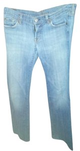 7 For All Mankind Denim Flare Pants Jeans