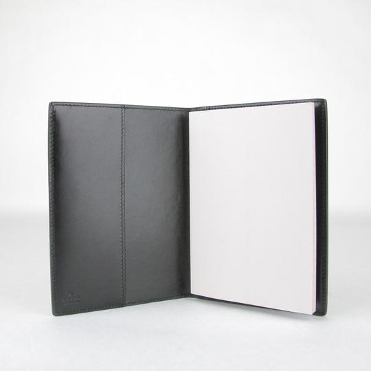 Gucci Hilary Lux Diamante Leather Notebook Cover and Paper Pad 271476 1000 Image 2