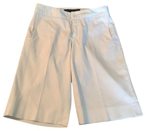 Marc by Marc Jacobs Dress Shorts White