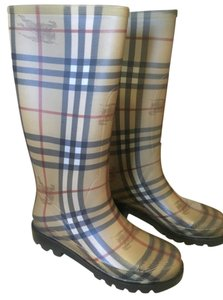 Burberry Rainboot Classic Boots